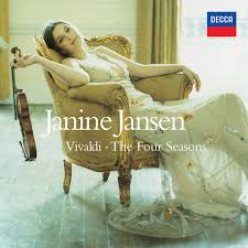 <b>Janine Jansen</b>: <b>Vivaldi</b>: The Four Seasons - Music on Google Play