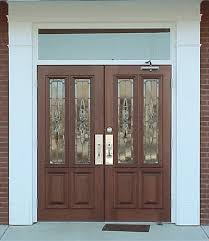 commercial front doorsDoors by Decora  Commercial Collection  DbyD6064