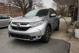 2017 Honda Cr V Real World Mileage News Cars Com