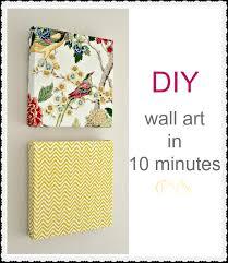 diy wall art with napkins on diy fabric canvas wall art with diy wall art in 10 minutes tonya staab