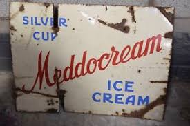 image is loading fabulous genuine 034 on trend 034 vintage antique  on vintage enamel wall art with fabulous genuine on trend vintage antique enamel ice cream sign