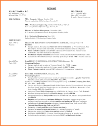 Mechanical Engineering Resume Templates 100 Mechanical Engineer Resume Sample Pdf Professional List Template 47