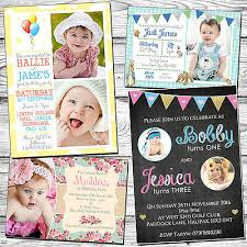 Personalised Birthday Invitations For Kids 10 Personalised Birthday Party Invitations Kids Joint Childrens
