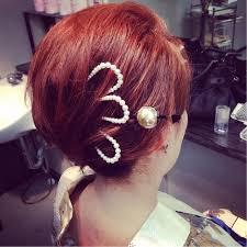 不器用さんでもできる浴衣にピッタリの簡単髪型アレンジ集hair