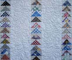 Flying Geese Quilt – Q is for Quilter & Flying-Geese-Quilt-1 Adamdwight.com