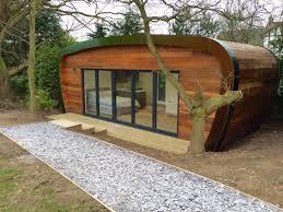 creative garden pod home office. Simple Pod A Summerhouse Throughout Creative Garden Pod Home Office 3