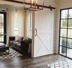 sliding barn doors are everywhere and these are great ideas to help you select the barn