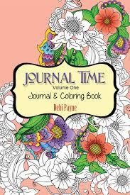 vibrant coloring book journal wonderful decoration time volume onedebi payne designs
