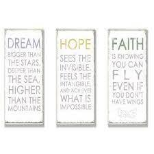 winston porter dream hope faith