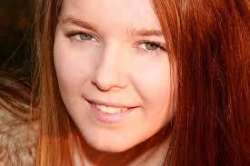 Dievča Ryšavé Vlasy Zelené Oči Fotografia Zdarma Na Pixabay