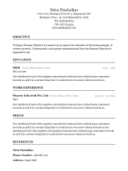 Www Resume Templates Best Of Resume Templates Resume Builder