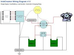 dual battery installation moderated discussion areas after some research and advise from a local marine electronics shop i created an initial wiring diagram
