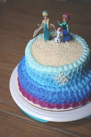frozen birthday cake easy to make regarding frozen birthday cake ideas easy
