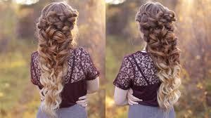 Goddess Hair Style goddess braid wedding hair youtube 7537 by wearticles.com