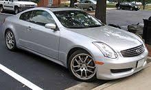 infiniti g35 coupe. 2006 infiniti g35 coupe l