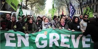 Resultado de imagen de Grève des transports en France