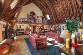 Interior Barns Turned Into Homes for Sale
