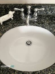 Bathroom Drain Clogged Adorable How To Clear A Clogged Drain Without Chemicals Sawdust Girl