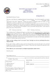 100 Cover Letter Examples For Medical Field Sample Cover