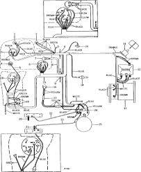 john deere 4020 wiring diagram John Deere 4020 Tractor Schematic 24v battery wiring to starter on 1960 1965 tractor talk forum john deere 4020 tractor parts