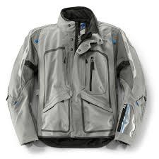 bmw enduroguard las jacket grey