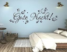 Marvelous Das Bild Wird Geladen Wandtattoo Wandspruch Kinderzimmer Junge  Maedchen Gute Nacht Mond