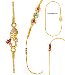 Gold Mangalya Chain Designs With Price Mugappu Latest Jewelry Designs Indian Jewellery Designs