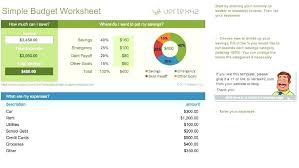 Family Budget Templates Excel Family Budget Template