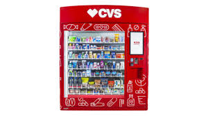 Automated Vending Machines New CVS Enters Vending Market With 48 Automated Retailers