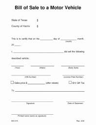 Bill Of Sale For Car Nc 011 Automotive Bill Of Sale Template Free Vehicle Printable