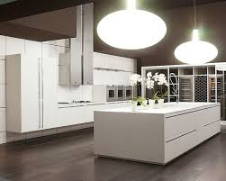 White Kitchens With Islands Decorations Single Line Of White Kitchen With Mounted Cabinet