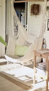 gallery of how to install a hanging hammock chair indoors