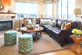 Decorative Pillows For Brown Leather Sofa