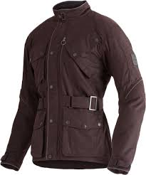 mens triumph oxblood barbour quilted jacket