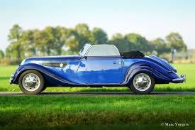 BMW 327/2 Cabriolet, 1952 - Welcome to ClassiCarGarage