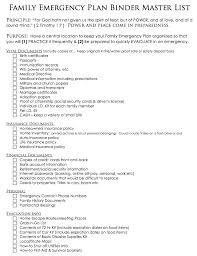 Create A Family Emergency Plan Emergency Planning Pinterest
