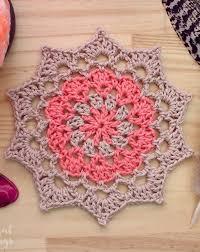 Crochet Oval Pattern Amazing Ideas