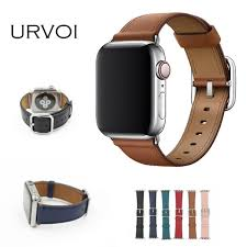 urvoi classic buckle band for apple watch series