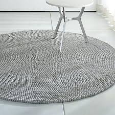 black and white round rug striped wool ikea zigzag red modern rugs