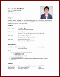 Best Resume Format For College Students Adorable Best Resume Format For Someone With No Work Experience Best Of