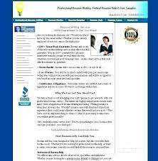 Certified Federal Resume Writing Service Federal Resume Writers From Custom Resume Writers Reviews