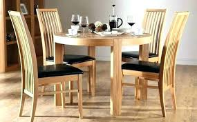 splendid small round dining table for 4 seater and chairs room set round dining table for