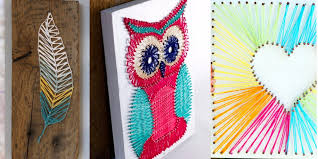 amazing string art projects