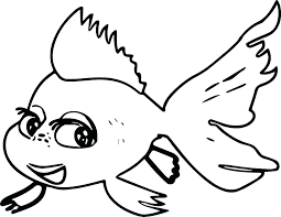 rainbow fish coloring pages printable free to print pictures color cartoon pag