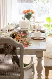 thanksgiving table setting ideas 17