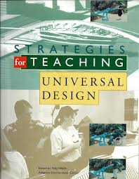 Strategies for Teaching Universal Design: Welch, Polly: 9780944661239:  Amazon.com: Books