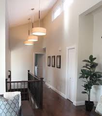 hallway pendant light. Large Warm Round Model Hallway Pendant Light Creating Elegant Shine Accross The Room Inspiration