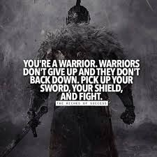 Warrior Quotes Gorgeous Quotes About Missing You Are A Warrior Quotess Bringing You