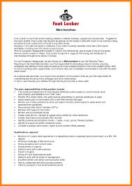 Retail Sales Associate Cover Letter Merchandiser Job Profile Resume