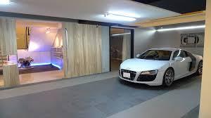 Interesting Car Garage Secret Entourage To Design Ideas